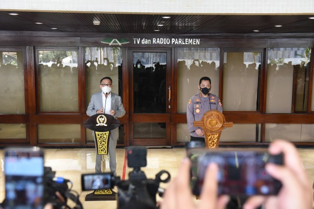 Sudirta : Sigit Pengganti Kapolri Aziz Mampu Yakinkan Komisi III DPR