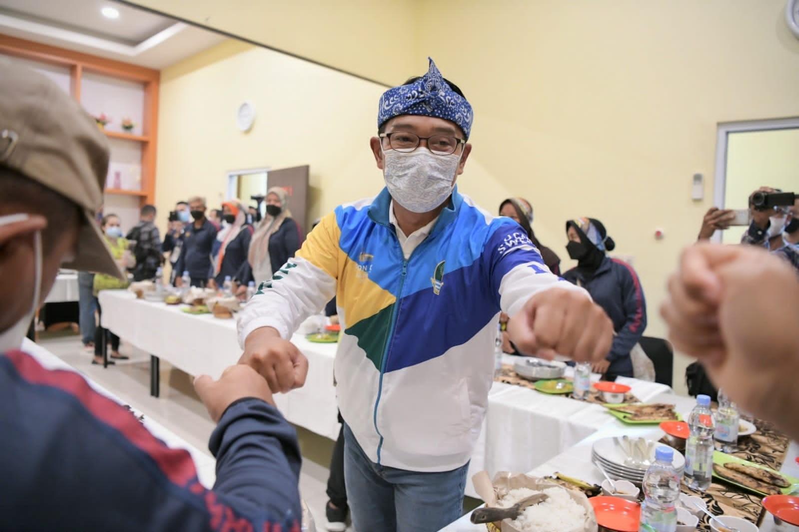 Konsisten, Ridwan Kamil Beberkan Resep Jabar Jadi Juara Umum PON XX
